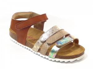 Develab 48284 081 Sandalen Multicolor
